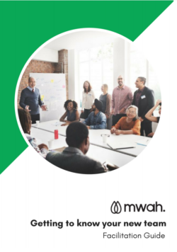 Facilitation Guide – Getting to Know Your New Team