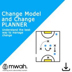 Change Model & Change PLANNER