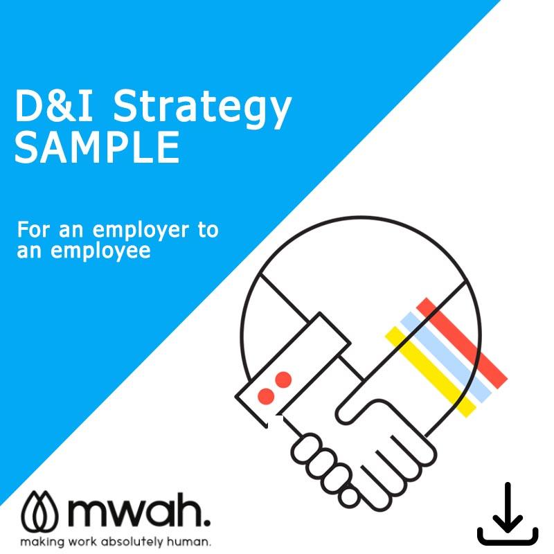 sample diversity  u0026 inclusion strategy