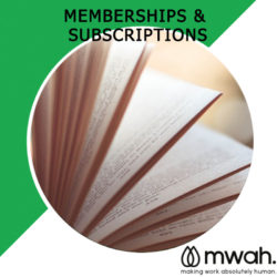 1. Membership & Subscriptions