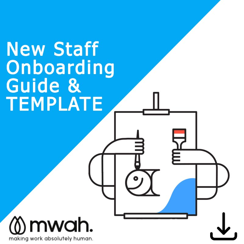 New Staff and Onboarding Template