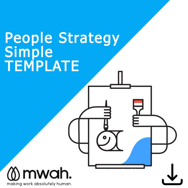 People Strategy template