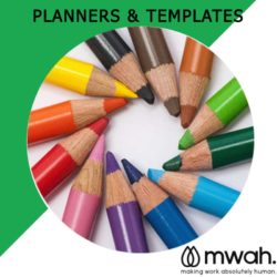 Templates and Planners