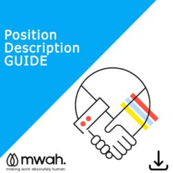 Position description guide