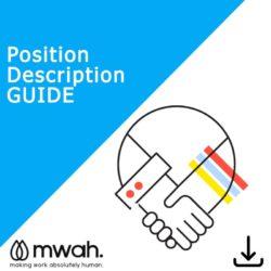 Position description guide