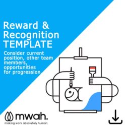 Reward & Recognition Template